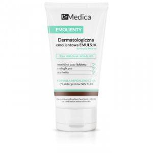 Дерматологическая эмолентная эмульсия для мытья лица, комбинированная и чувствительная кожа, BIELENDA