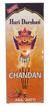 Благовония индийские Chandan, Hari Darshan