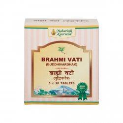 Брами Вати (Brahmi Vati (Брахми)), Maharishi Ayurveda