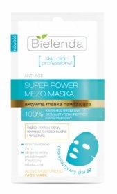 Увлажняющая маска для лица SKIN CLINIC PROFESSIONAL, Bielenda