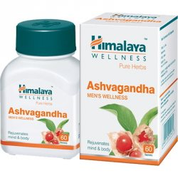 Ашваганда (Ashwagandha), Himalaya Herbals