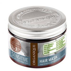 Восстанавливающая маска для сухих волос Sensitive, Organique