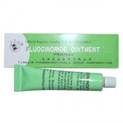 Мазь для лечения кожных заболеваний флюоцинонид (Fluocinonide ointment)