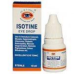Глазные капли Isotine, Jagat