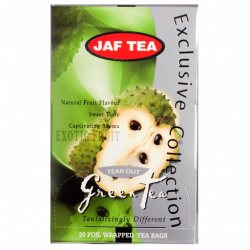 Чай Jaf Tea Green Tea Exotic Fruit в пакетиках