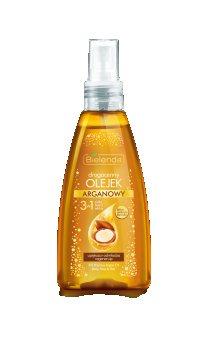 Драгоценное аргановое масло 3 в 1 для тела, лица и волос, Bielenda