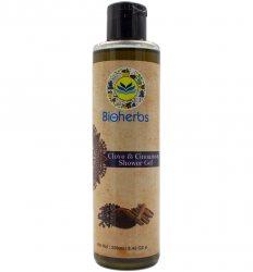 Гель для душа Гвоздика и Корица (Clove & Cinnamon Shower gel), Bioherbs