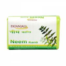Мыло Neem Kanti Patanjali