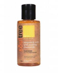 Органический гель для умывания для жирной и комбинированной кожи, Soultree