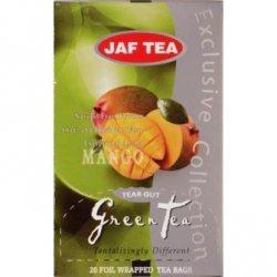 Чай Jaf Tea Green Tea Mango в пакетиках