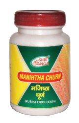 Манжиштха чурна (Manjishtha churna), Shri Ganga
