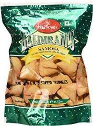 Пряная индийская закуска Samosa, Haldiram's