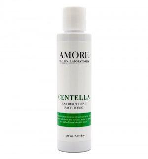 Антибактериальный противогрибковый тоник с центеллой для лечения проблемной кожи, AMORE
