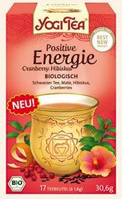 Аюрведический йога чай Positive Energy, Yogi Tea