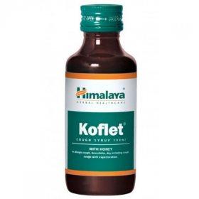 Сироп Кофлет (Koflet), Himalaya Herbals