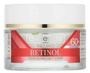 Крем против морщин день-ночь (Retinol 60+), Bielenda