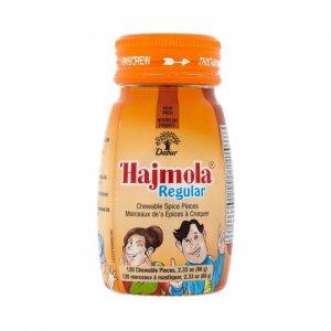 Хажмола - для улучшения пищеварения Hajmola, DABUR