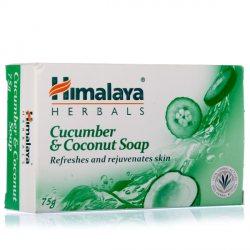 Мыло освежающее с огурцом, Himalaya Herbals