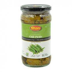 Пикули Чили (Chilli Pickle), Shan