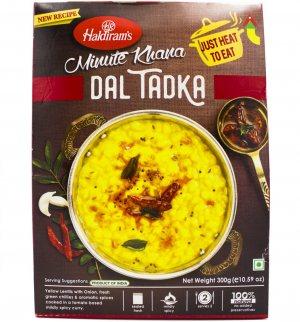 Готовое блюдо Дал Тадка (Dal Tadka minute khana), Haldiram's