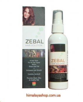 Травяной лосьон для волос Zebal, Marico