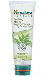 Очищающая маска-пленка для лица с нимом, Himalaya