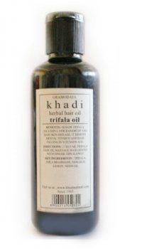 Масло трифалы для волос (Trifala oil), Khadi