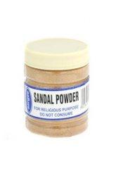 Сандал в порошке (Sandal powder), Shri Ganga