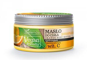 Масло для тела апельсин (Vegan Friendly), Bielenda