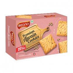 Печенье с аджвайном (Ajwain Cookies), Bikano