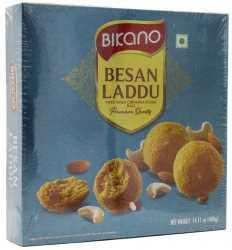 Бесан Ладу (Besan Laddu), Bikano
