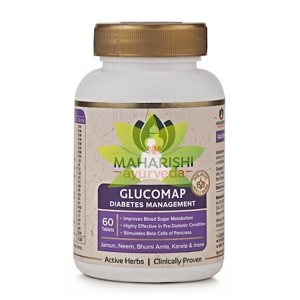 Глюкомап (Glucomap), Maharishi Ayurveda