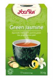 Аюрведический йога чай Green Jasmine, Yogi tea
