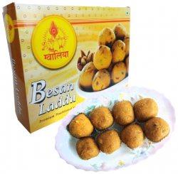 Бесан Ладу (Besan Laddu), Gwalia