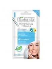Увлажняющая гелевая маска с эффектом мезотерапии Professional Formula, Bielenda