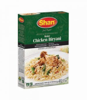 Chicken Biryani, Shan