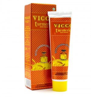 Крем с Куркумой (Turmeric Skin Cream), Vicco