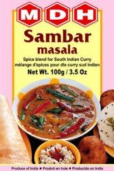 Приправа для овощного супа Sambar Masala, MDH