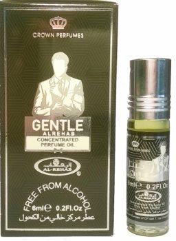 Мужские масляные духи Gentle, Al Rehab