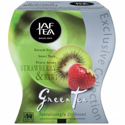 Чай Jaf Tea Grean Tea Strawberry&Kiwi