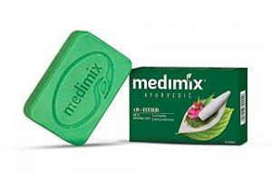 Аюрведическое мыло с 18 лечебными травами, Medimix