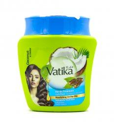 Маска для волос с кокосом Обьёмные и густые волосы (Volume & thickness Vatika), Dabur