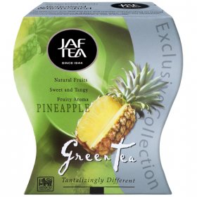 Чай Jaf Tea Grean Tea Pineapple