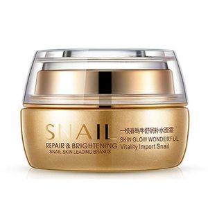 Дневной подтягивающий крем с муцином улитки (Snail Facial Cream) (YZC9936), One Spring