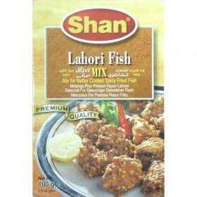 Смесь специй для рыбы Spice mix for Lahori Fish, Shan