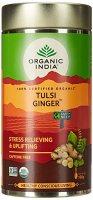 Лечебный аюрведический чай Tulsi Ginger, Organic India - доп. фото