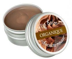 Бальзам для губ Шоколадный мусс, Organique