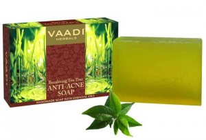 Натуральное мыло Анти-акне, Vaadi