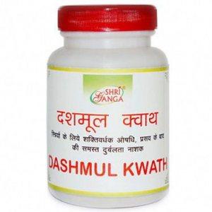 Дашамул кватх (Dashmul Kwath), Shri Ganga