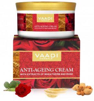 Антивозрастной крем для лица (Anti-ageing cream), Vaadi